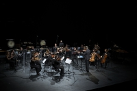 Ajtony Csaba conducts MIKAMO Central European Orchestra in Budapest