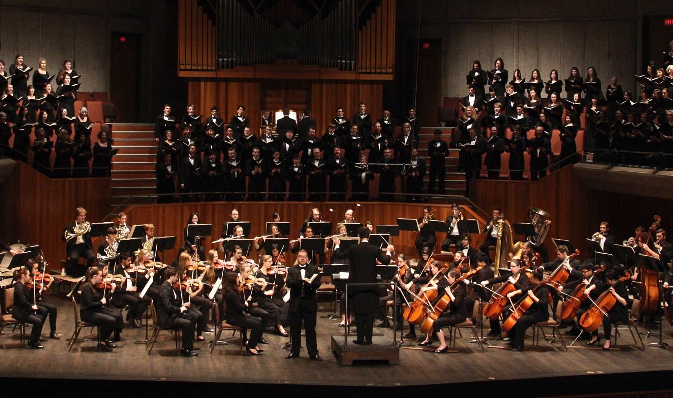 UVic Choir & Symphonic Orchestra